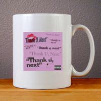 Mug Keramik - Ariana Grande Thank U Next