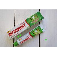 6 X 110g Tubes Siddhalepa Supirivicky Ayurvedic Herbal Toothpaste (6 x