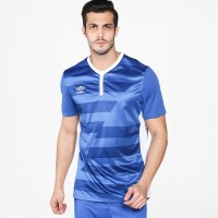 Umbro Vision Jersey Olahraga Pria - Blue [64395U-EH2]