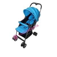 Stroller Baby Elle Citilite 2 Blue