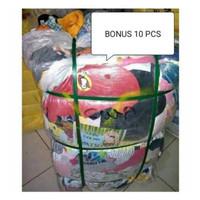 Paket Usaha - Baju Anak Sisa Import Branded 30 Pcs - Baju Anak Impor