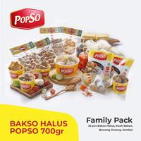 Promo Popso Family Pack Bakso Halus-700 Gram Murah