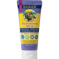 Badger - SPF 30 Zinc Oxide Sunscreen Cream - Lavender - Broad Spectrum