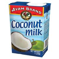 Ayam Brand Santan Kelapa 1 L | Coconut Milk | Bebas Kolesterol