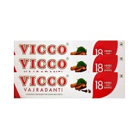 Vicco Vajradanti Ayurvedic Toothpaste for Strong Teeth and Gums 200 gr