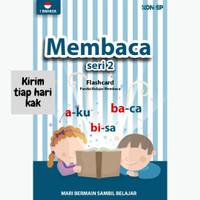 Flashcard Mainan Edukasi Anak Perempuan 4 Tahun Flash Card Kata Seri 2