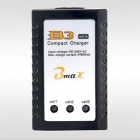 Charger B3 Pro Compact Balance Carger 2S 3S 7.4V 11.1V Baterai RC