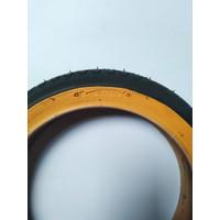 ban luar sepeda ukuran 12 x 2 1/4 merk LuckyStone Kuning