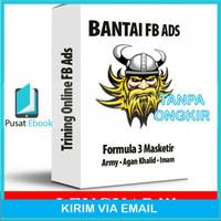 Bantai Bantai FB Ads Formula 3 Masketir