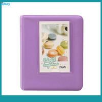 Sos OP 64 Pockets Instant Photo Album For Polaroid Fujifilm