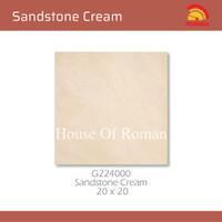 ROMAN KERAMIK SANDSTONE CREAM 20x20 G224000 (ROMAN House of Roman)