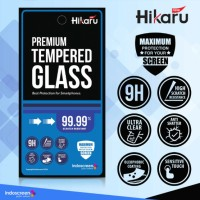 ANTI GORES PREMIUM VIVO Y55 / Y55S HIKARU TEMPERED GLASS INDOSCREEN