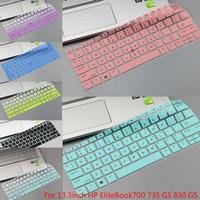 Cover Pelindung Keyboard Bahan Silikon Ultra Tipis Untuk Laptop Hp