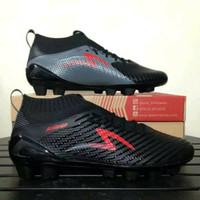 Sepatu Bola Murah Specs Accelerator Infinity Black Dark Granite 100768