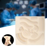 Tui Medical 3D Skin Suture Pad Kit Medical Model Wound Surgical