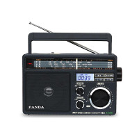 Keren Panda T-09 FM MW SW Radio USB SD TF Card Loud Speaker MP3