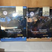 Buku Akuntansi Keuangan Menengah Volume 1 Dan 2 Edisi Ifrs Kieso Ori