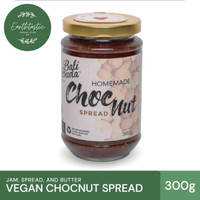 Bali Buda Vegan Chocnut Spread / Selai Coklat Kacang Vegan 300g