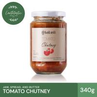 Bali Asli Tomato Chutney / Chutney Tomat 340gr