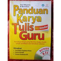 Buku Panduan Karya Tulis Guru Asul Wiyanto Original