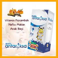 Vitamin Plus Obat Herbal Penambah Nafsu Makan Anak Bayi 7 Bulan -