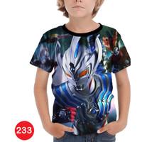 Baju Ultraman 3D Baju Grosir Anak #233