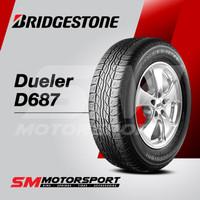 Ban Mobil Bridgestone Dueler D687 215/60 R17 17 96H