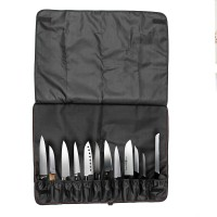 Tui 12 Pocket Knife Roll Bag For Chefs Holds 12 Knives Portable