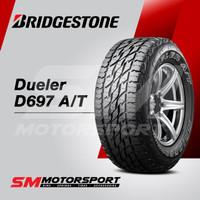 Ban Mobil Bridgestone Dueler D697 AT 27x8.50 R14 14 0WT 95S 6PR