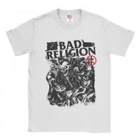 Baju Kaos Band Bad Religion Punk