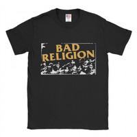 Baju Kaos Band Bad Religion Box