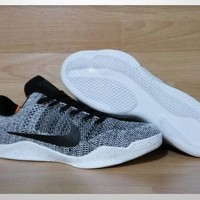 limited Sepatu Basket Nike Kobe XI Flyknit Oreo TERLARIS