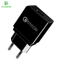 Taffware Charger USB Qualcomm Quick Charge 3.0 1 Port - GS-551 Black