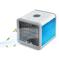 Taffware HUMI Kipas Cooler Mini Arctic Air Conditioner 8W - AA-MC4