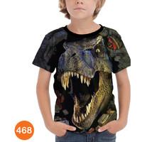 Baju dinosaurus Anak Kartun Series Anak #468