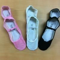 Sepatu Ballet Chandra Ballerina Shoes. Alat Tari Props Tamborin Dance