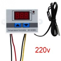 Taffware Digital Temperature Control Thermostat Microcomputer 220V