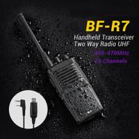 Taffware Walkie Talkie Single Band 3W 16CH UHF - BF-R7
