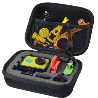 TaffSPORT Shockproof Storage Case Small Size For Xiaomi Yi / GoPro
