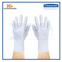 KLEENGUARD G10 Flex White Nitrile Gloves - Sarung Tangan Nitril