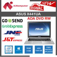 ASUS VIVOBOOK MAX X441UA - i3 7020U - 4GB - 1TB - 14 INCI - WINDOW