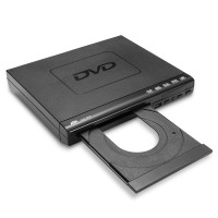 Diskon 1080P DVD Player Remote Controller Multi-angle Viewing USB