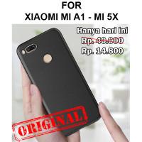 TPU case Xiaomi Mi A1 5X MiA1 Mi5X softcase casing hp cover ultra thin