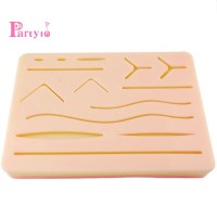 Medical Skin Surgical Kit Suture Pad Trauma Accessories for Practice