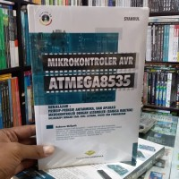 Mikrokontroler AVR ATMEGA8535. bonus CD