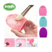 Brush Egg Alat Pembersih Kuas Makeup