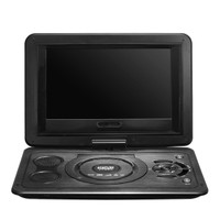 Terlaris Portable 13.9inch 3D Car TV HD DVD Player 270 Rotate USB