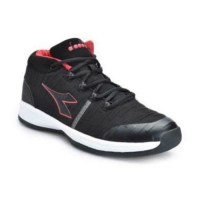 Dijual Sepatu Basket Diadora Rebound Black Red Limited