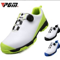 SPECIAL PROMO 2019 Golf Shoes Men Waterproof Sports Shoes Knobs