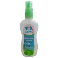 Mitu Baby Cologne Spray Green Btl 100ml New